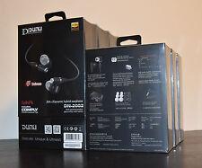DUNU DN-2002 2BA+2Dynamic Hybrid Earphone 4 Driver In Ear Headphone IEM