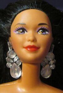 SPARKLE BEACH KIRA - 1995 Barbie Doll Mattel -Nude With Earrings