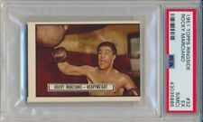 1951 Topps Ringside Rocky Marciano Rookie Card #32 PSA 5(MC) #5885