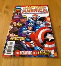"""Captain America : Sentinel of Liberty"" # 1-4 set (Marvel Comics)"