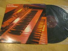 LP Orgel Spezialitäten Ivanuschka Barcarole Vinyl Schallplatte AMIGA DDR 855664