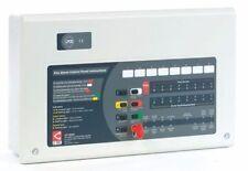 C-Tec CFP702E-4 CFP 2 Zone Economy Fire Alarm Control Panel - Conventional