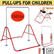 Gymnastics Horizontal Bar Kids Training Bars Expandable Gymnastic Household Us