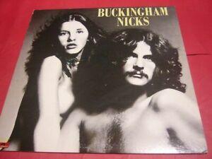 [Rare] LP Promo BUCKINGHAM NICKS