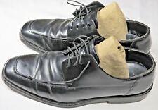 COLE HAAN Durham.Blucher Mens Dress Shoes C02898 WaterProof Black Leather 9M