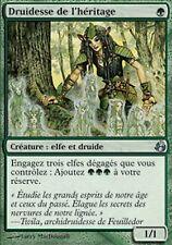 *MRM* FR Druidesse de l'Heritage ( Heritage Druid ) MTG Morningtide