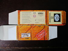 BOITE VIDE NOREV  CITROEN DS GENDARMERIE 1974  EMPTY BOX CAJA VACCIA