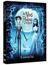 """DVD """"Les Noces funèbres""""  Tim Burton  NEUF SOUS BLISTER"""