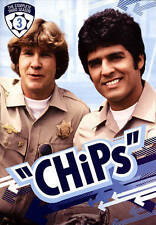 CHiPs ~ The Complete 3rd Third Season 3 Three ~ BRAND NEW 5-DISC DVD SET