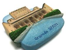 Alhambra Palace, Granada, Spain SOUVENIR RESIN 3D FRIDGE MAGNET SOUVENIR TOURIST