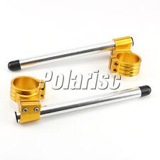 37MM CNC High Lift Universal Adjustable Clip Ons On Handle Bar Handlebar HSG