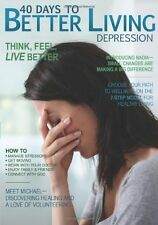40 Days To Better Living -- Depression by Dr. Scott Morris, Church Health Center