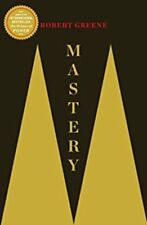 Mastery by Greene, Robert (48 laws of power) , PAPERBACK BOOK