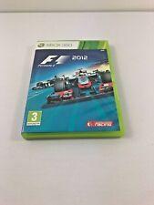 F1 fórmula 1 2012 Xbox 360