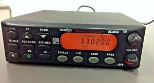 UNIDEN Bearcat BC355C Scanner, 300 CH, 800MHz, NO MOUNT, NO POWER, NO ANTENNA