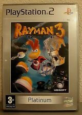 Sony Playstation 2 Rayman 3 Hoodlum Havoc Complete With Manual!
