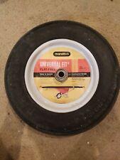 Marathon Industries 00265 Universal Fit Flat Wheelbarrow Tire