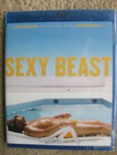 SEXY BEAST (Blu-Ray) TWILIGHT TIME - BEN KINGSLEY - BRAND NEW, FACTORY SEALED!!!