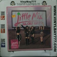 """Sealed 12"""" LP Little Mix Glory Days 2017 Syco Music Ltd Ed UO Excl 88985 40503 1"""