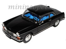 NOREV 184778 1967 67 PEUGEOT 404 COUPE 1/18 DIECAST MODEL CAR BLACK