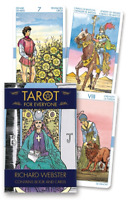 Tarot for Everyone Kit CARD DECK + Booklet Lo Scarabeo