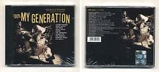 Cd 100% MY GENERATION The birth of Rebellion NUOVO sigillato 2004