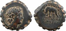 Syrie, Antiochos VI Epyphanes, bronze AE 22, Antioche c. 144-141 av. J-C - 29