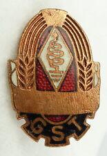GST687d In Bronze Amateurfunk Leistungsabzeichen vgl. Band VII Nr. 687 d