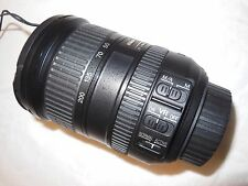 Nikon Lens 18-200mm AF-S NIKKOR F/3.5 - 5.6 G ED DX SWM VR ED IF Aspherical