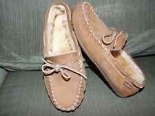 MENS L.L. BEAN SHERLING SLIPPERS Size 7