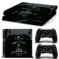PS4 Skin & Controller Sticker PlayStation 4  Star Wars Darth Vader High Quality