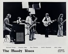 "The Moody Blues 10"" x 8"" Photograph no 18"