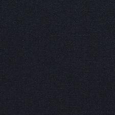 """Sunbrella® Fabric, 60"""" Navy, Marine Grade, #6026-0000 Shipped from The USA!"""