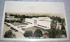 Vintage Art Museum Volunteer Park, Seattle, WA Real Photo Postcard - RPPC