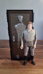 Star Wars Stan Solo Custom Han Solo In Carbonite