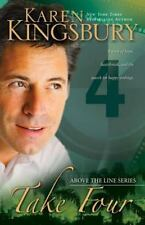 Take Four (TC sized PB) Above the Line Series by Karen Kingsbury
