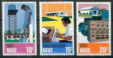 Niue 1976 Utilities set  MNH unmounted mint *COMBINED SHIPPING*