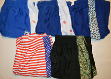 """Lot Of (5) Men's, """"Krass & Co""""   Athletic Shorts- Size Large"""