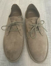 CLARKS ACTIVE AIR. Mens Oakwood Suede Shoes. Size 8G (Wide Fit). Worn Once.