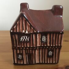 Mudlen End Houses and Cottages Studio Pottery LR13 lark rise 2 chimneys red vgc