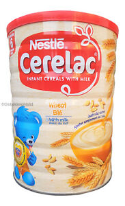 Nestle Cerelac Wheat with Milk From 6 Months 400g