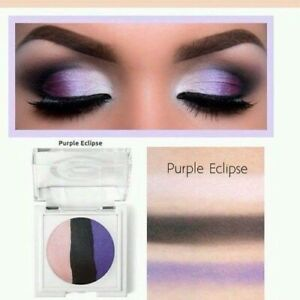 NIB Mary Kay @ Play Baked Eye Trio Purple Eclipse Hypoallergenic Long lasting