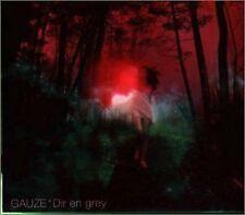 USED CD Dir en grey GAUZE