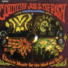 Country Joe & the Fi - Electric Music for the Mind & Body [New CD]