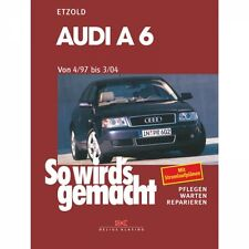 Audi A6, Typ 4B (97-04) So wird's gemacht - Reparaturanleitung