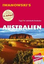 P5 Australien & Outback !!!!!2015 !!!!! UNGELESEN  & Karte Iwanowski Reiseführer