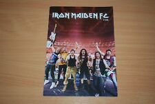 IRON MAIDEN FC FAN CLUB MAGAZINE ISSUE NO. 106. Excellent condition