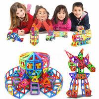 141x Multi-Form Spielzeug 3D Magnetische Bausteine Kinder Mentale Spielzeug
