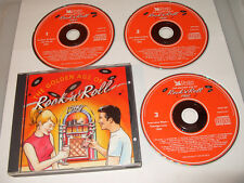 The Golden Age Of Rock n Roll 3 cd 79 TRACKS OF 1960 READER'S DIGEST -1994