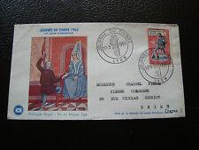 FRANCE - enveloppe 1er jour 17/3/1962 (cy33) french